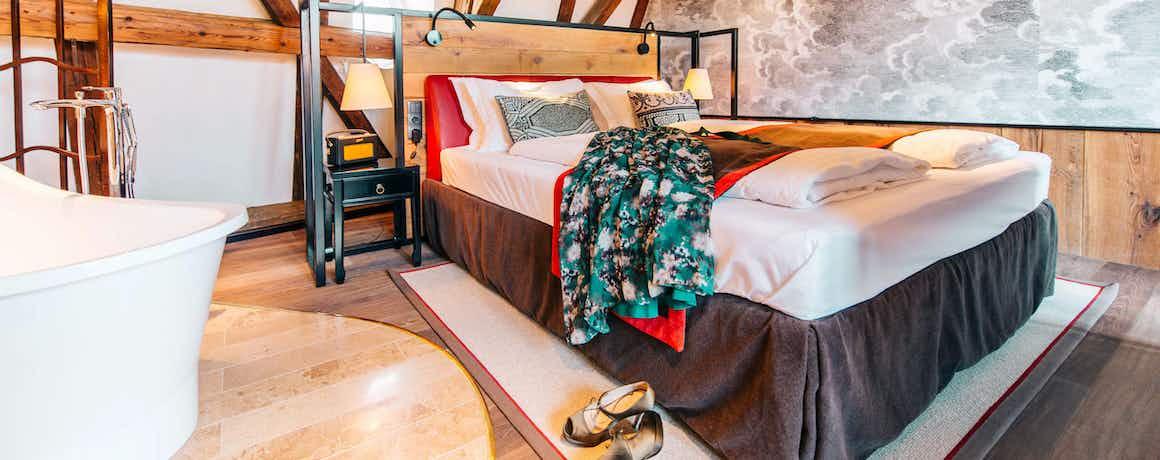 Pest-Buda Hotel - Atelier Suite
