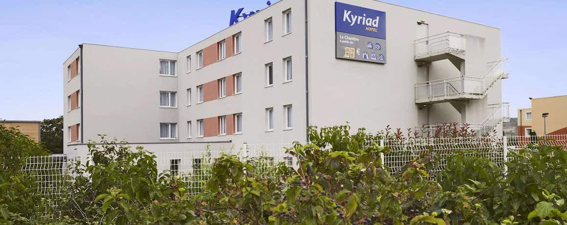 Kyriad Clermont Ferrand Sud - La Pardieu