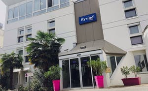 Kyriad Voiron Chartreuse - Centr'Alp