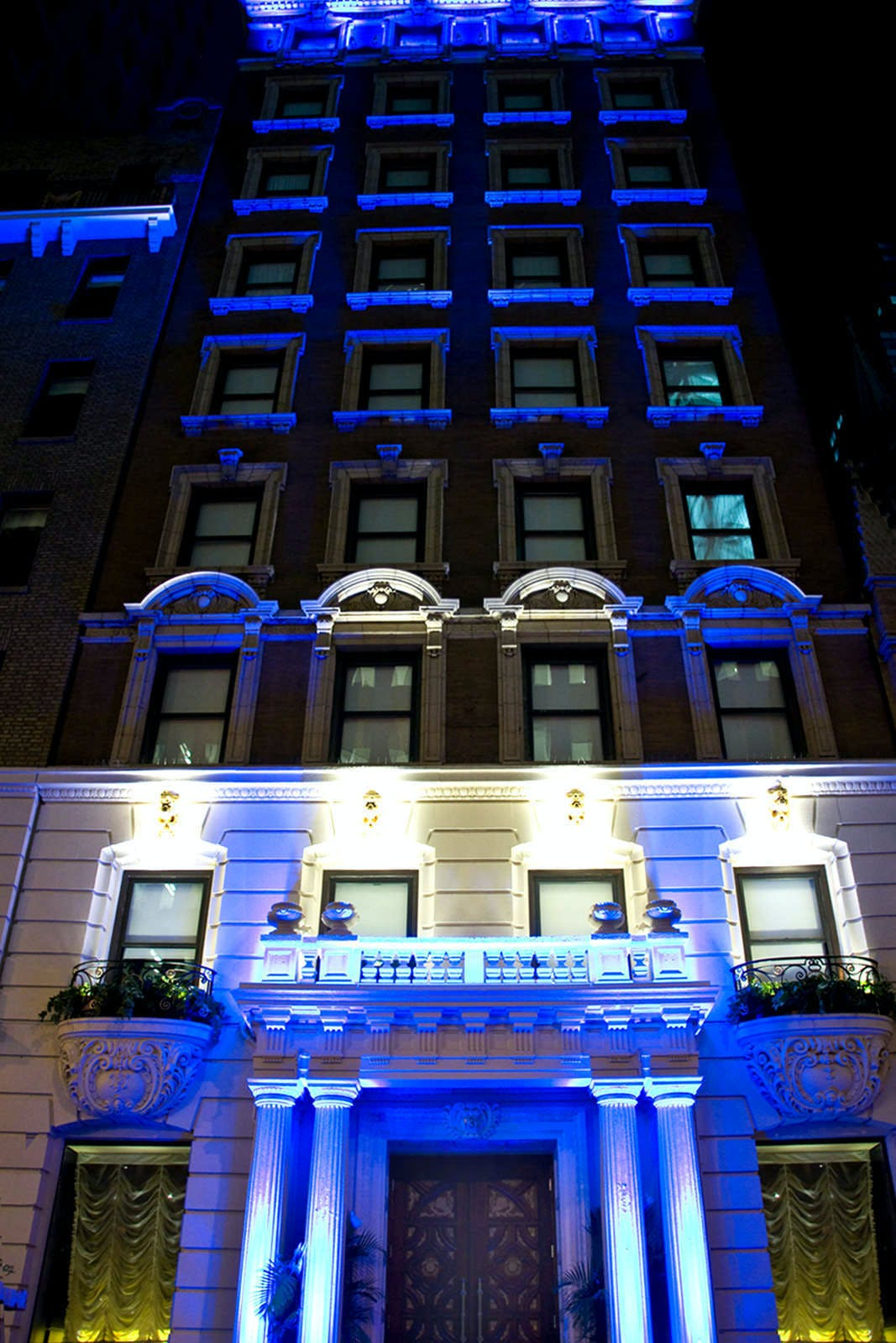 Sanctuary Hotel New York