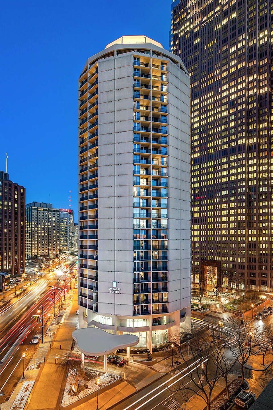 Embassy Suites Philadelphia - Center City