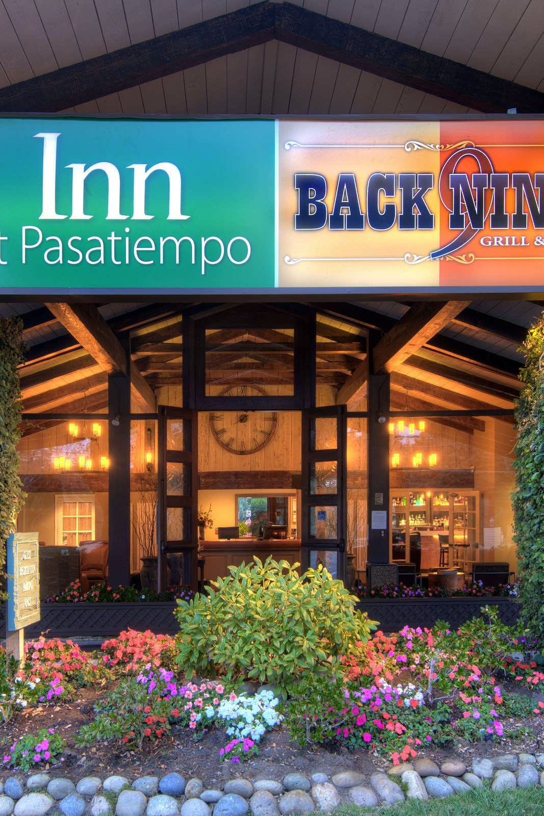 The Inn at Pasatiempo