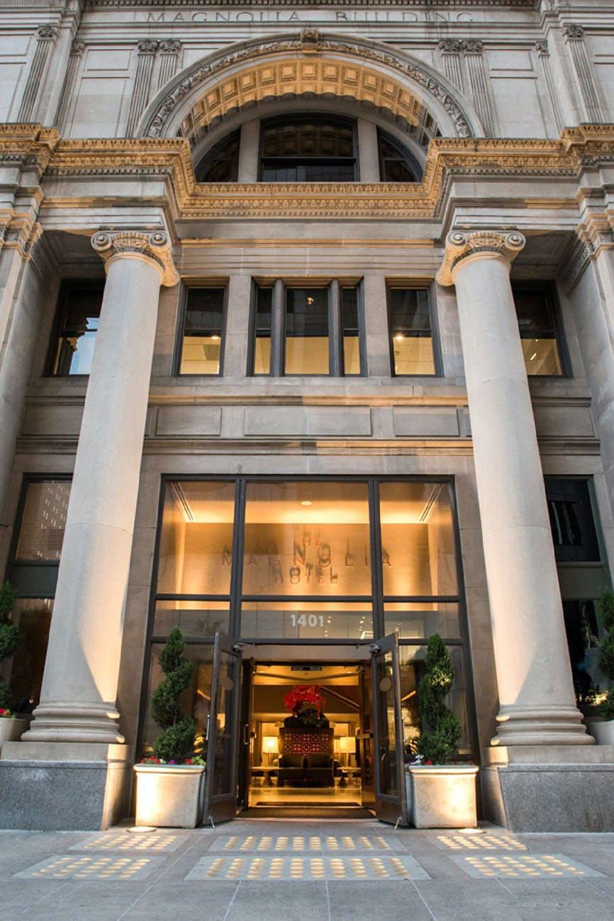 Magnolia Hotel Dallas Downtown
