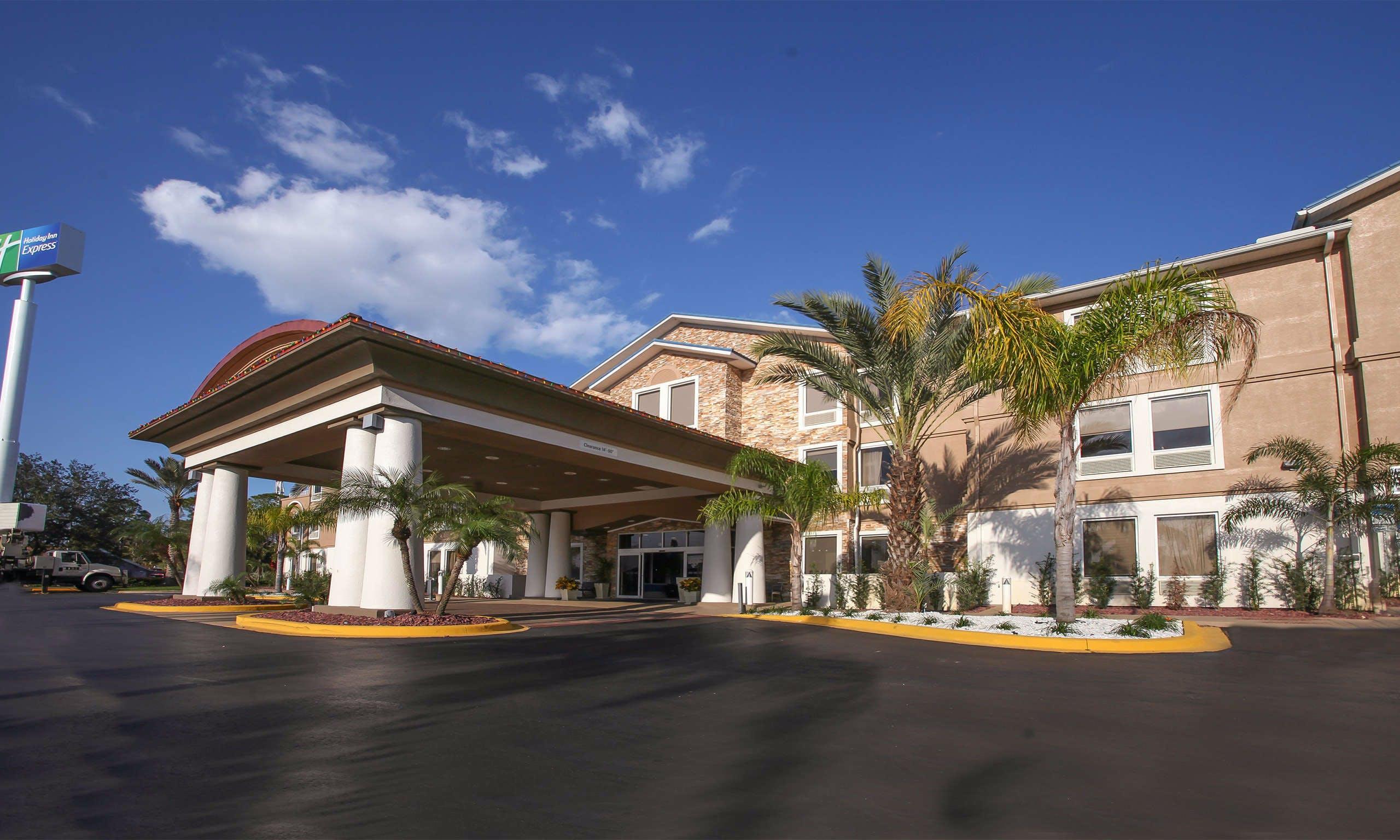 Holiday Inn Express Daytona Beach Speedway