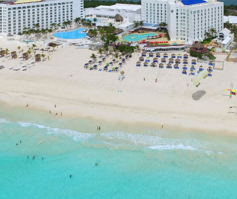 Sunset Royal Beach Resort All Inclusive Cancun Hotel