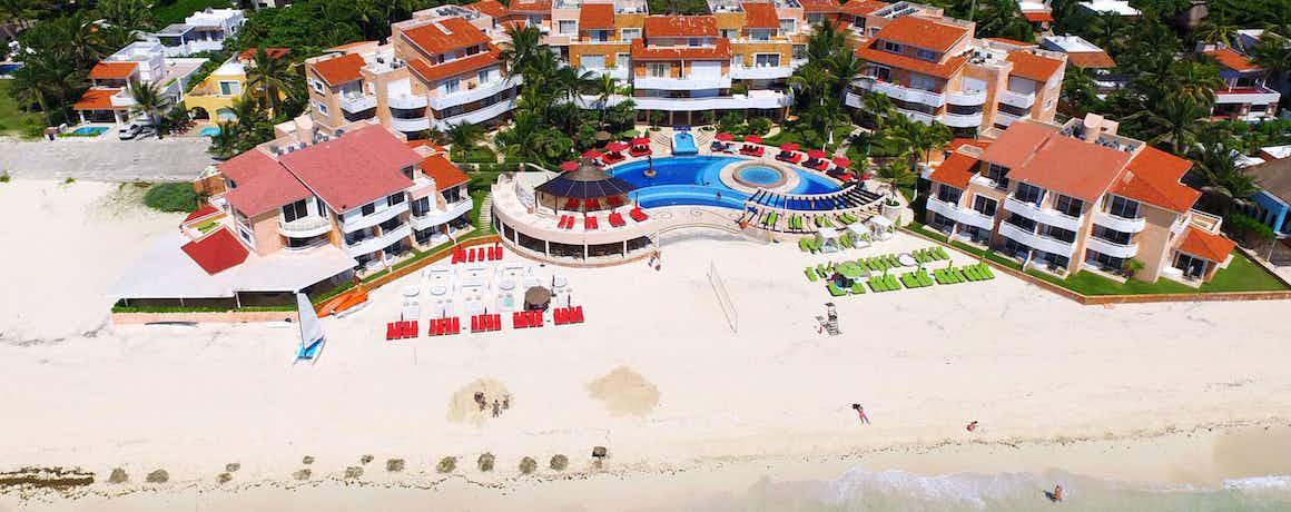 Sunset Fishermen Beach Resort Playa del Carmen - All Inclusive