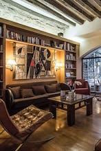 Hôtel du Jeu de Paume - Suite Duplex