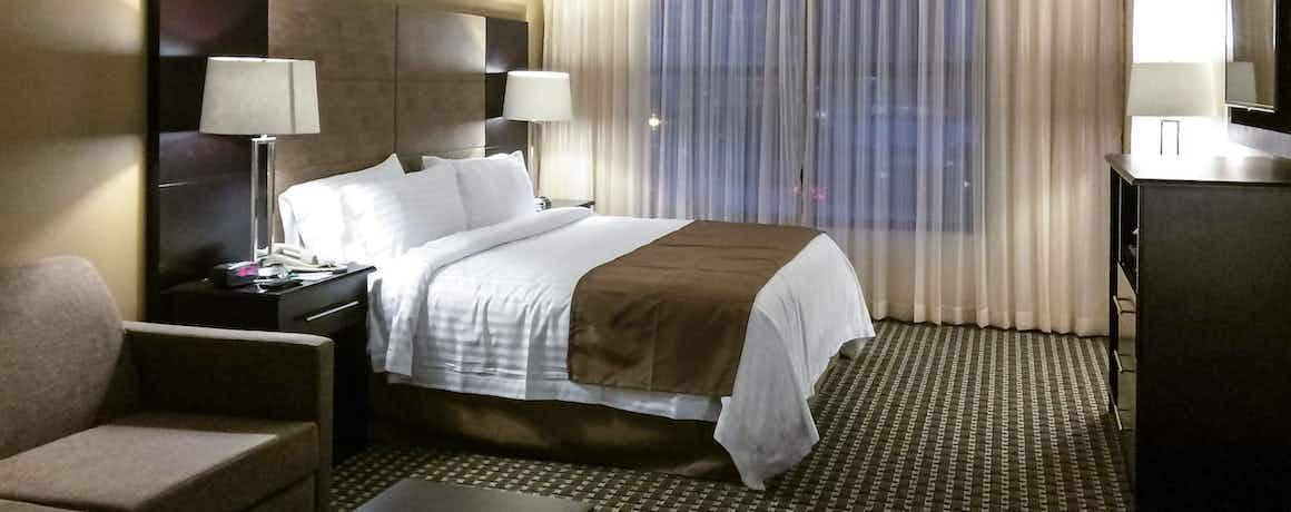 Holiday Inn Mexico Santa Fe