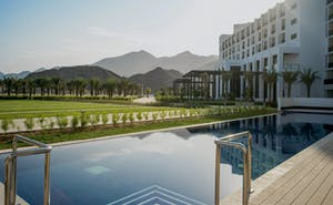 Inter Continental Hotels Fujairah Resort