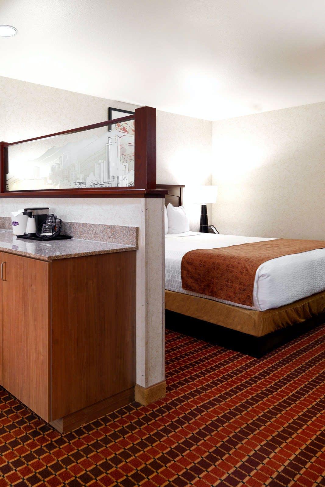 Crystal Inn Hotel & Suites Salt Lake City - Downtown