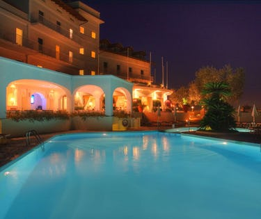 Grand Hotel Aminta Sorrento Hoteltonight