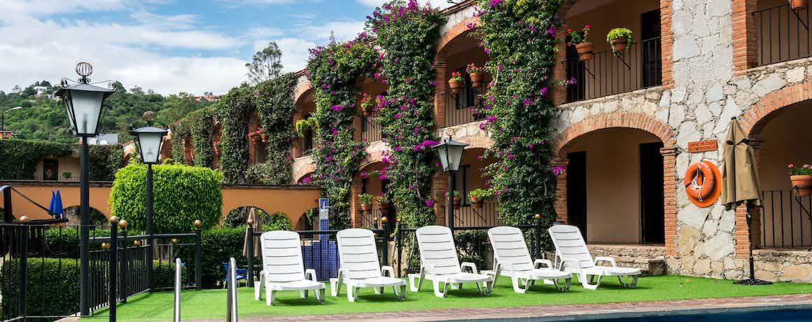 Hotel Abadia Plaza