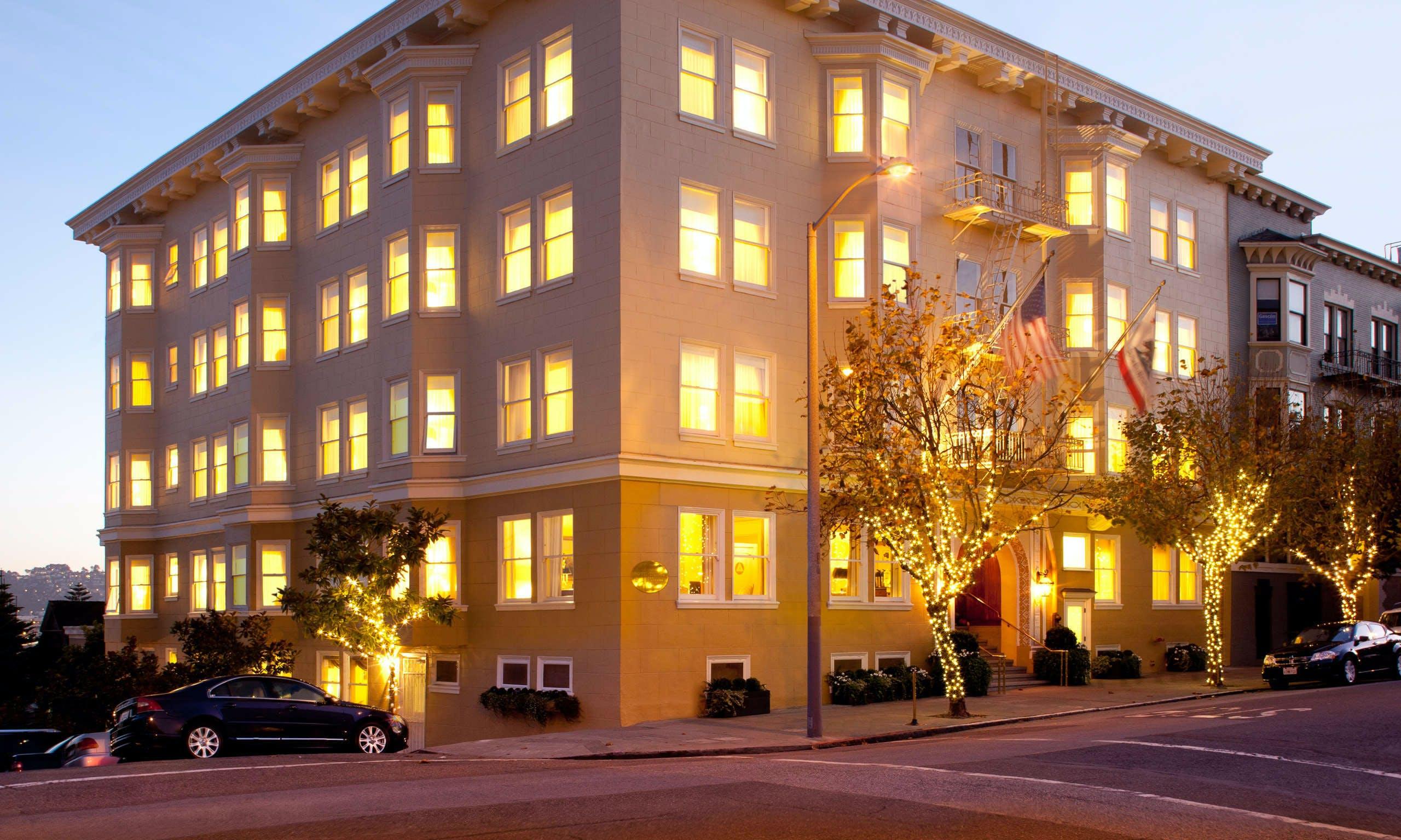 Last Minute Hotel Deals in Marin County - HotelTonight