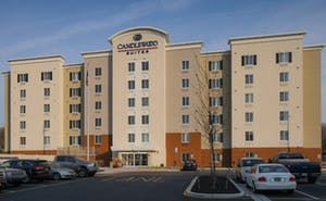 Candlewood Suites Newark South University Area