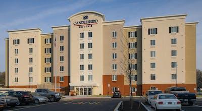 Candlewood Suites Newark South University Area