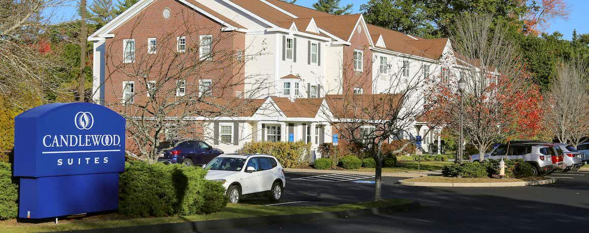 Candlewood Suites Portland Scarborough