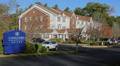 Candlewood Suites Portland Scarborough