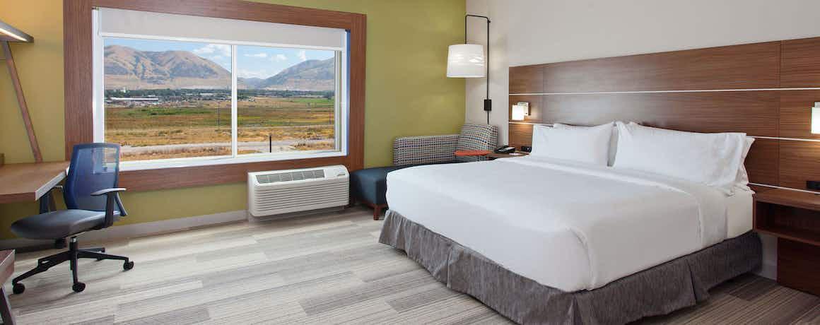 Holiday Inn Express & Suites Brigham City North Utah