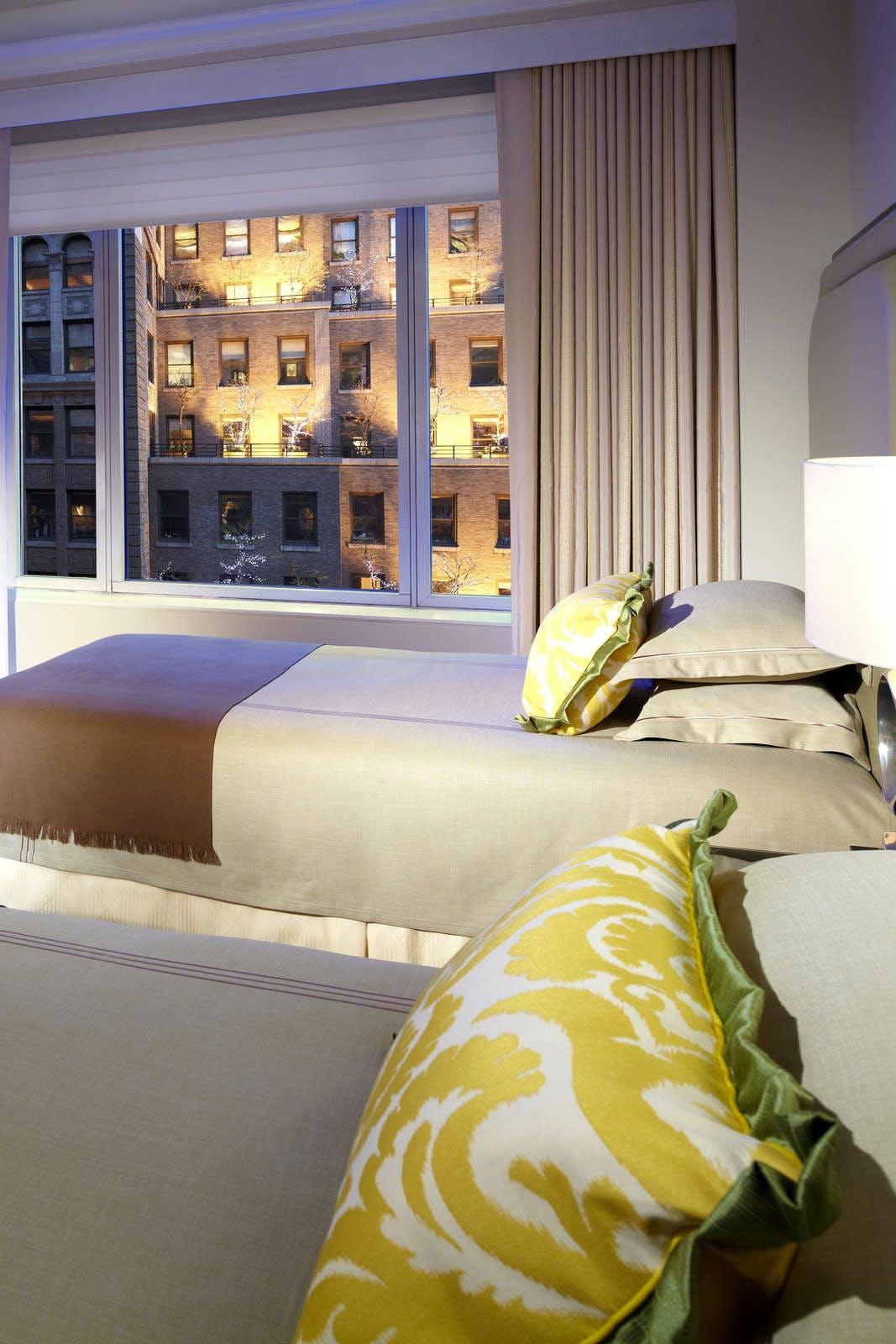 Omni Berkshire Place - Berkshire Suite
