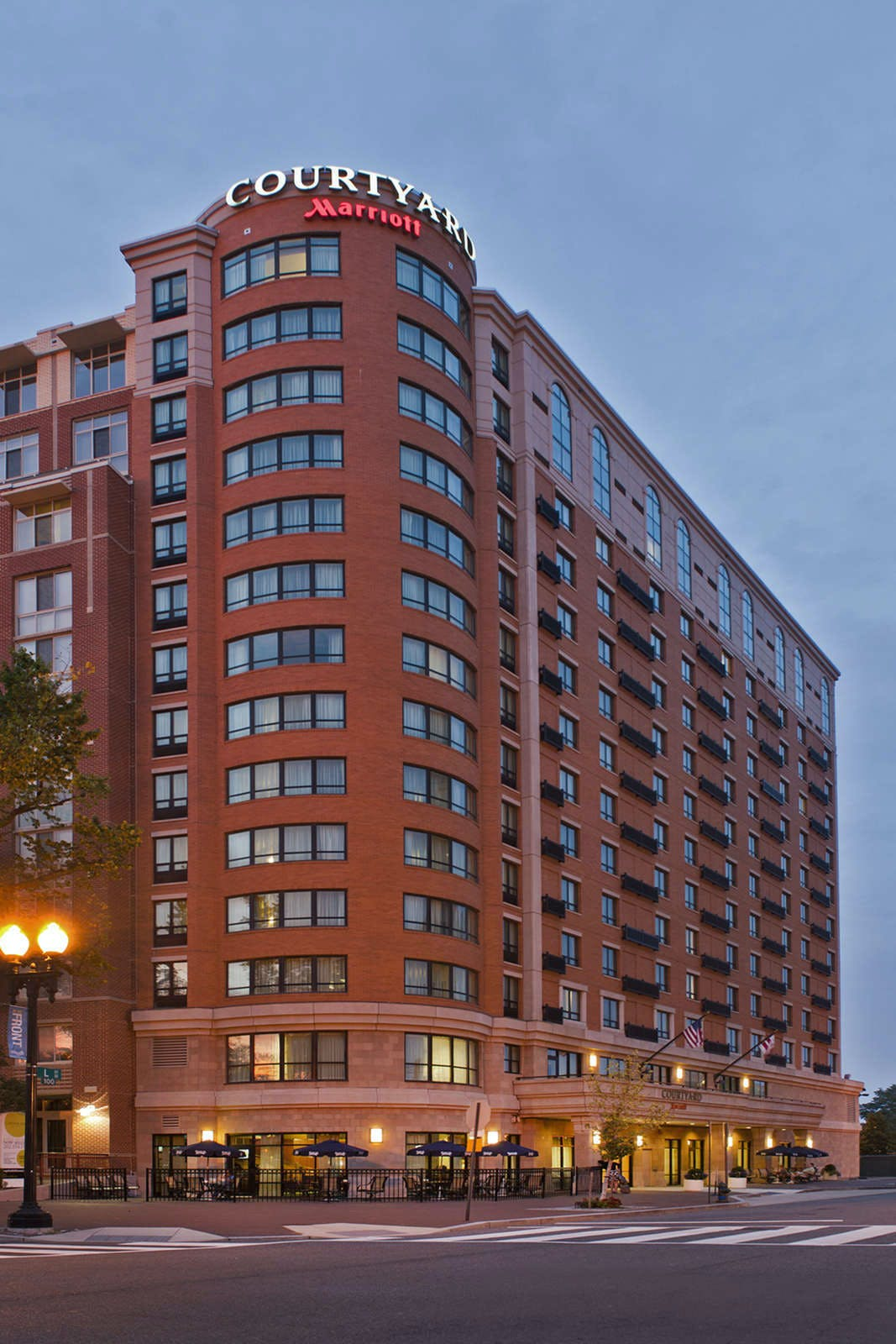Courtyard by Marriott Capitol Hill/Navy Yard