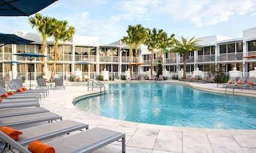 B Resort & Spa located in Disney Springs Resort Area