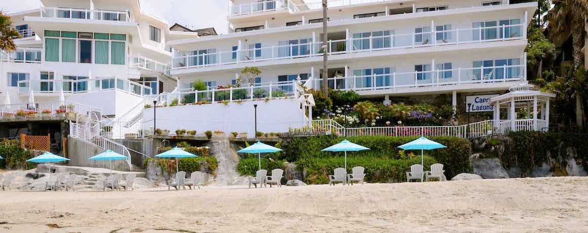 Capri Laguna on the Beach