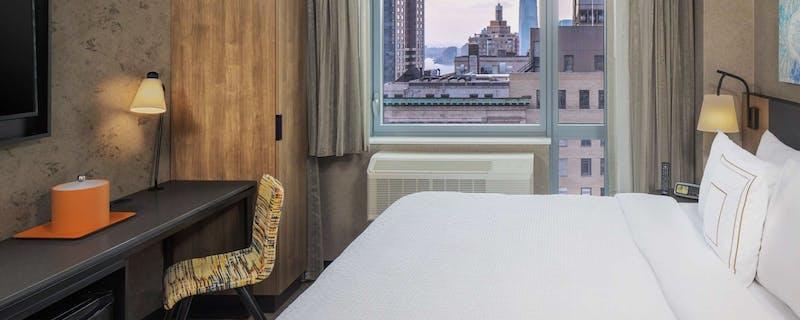 Fairfield Inn Suites By Marriott New York Downtown World Trade Center Area