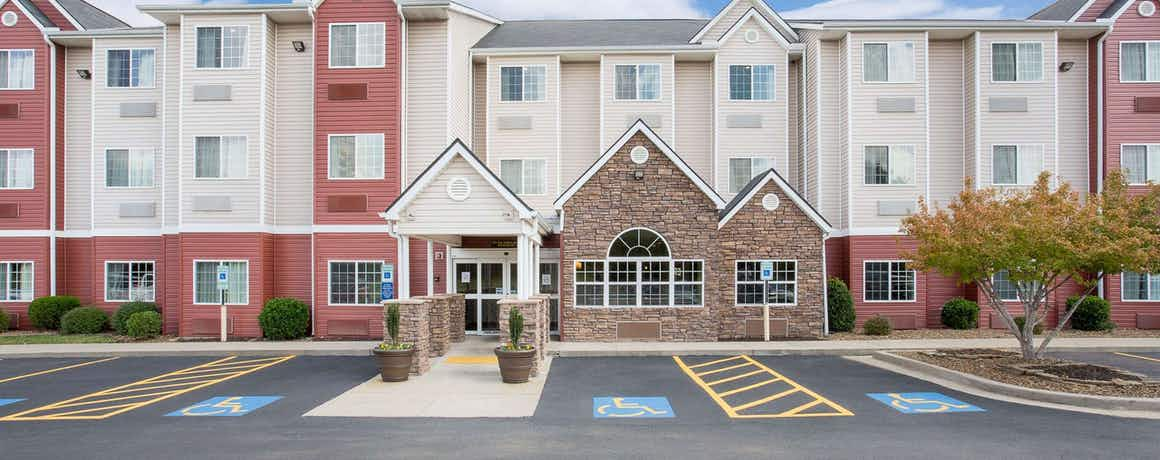 Microtel Inn & Suites By Wyndham Bentonville