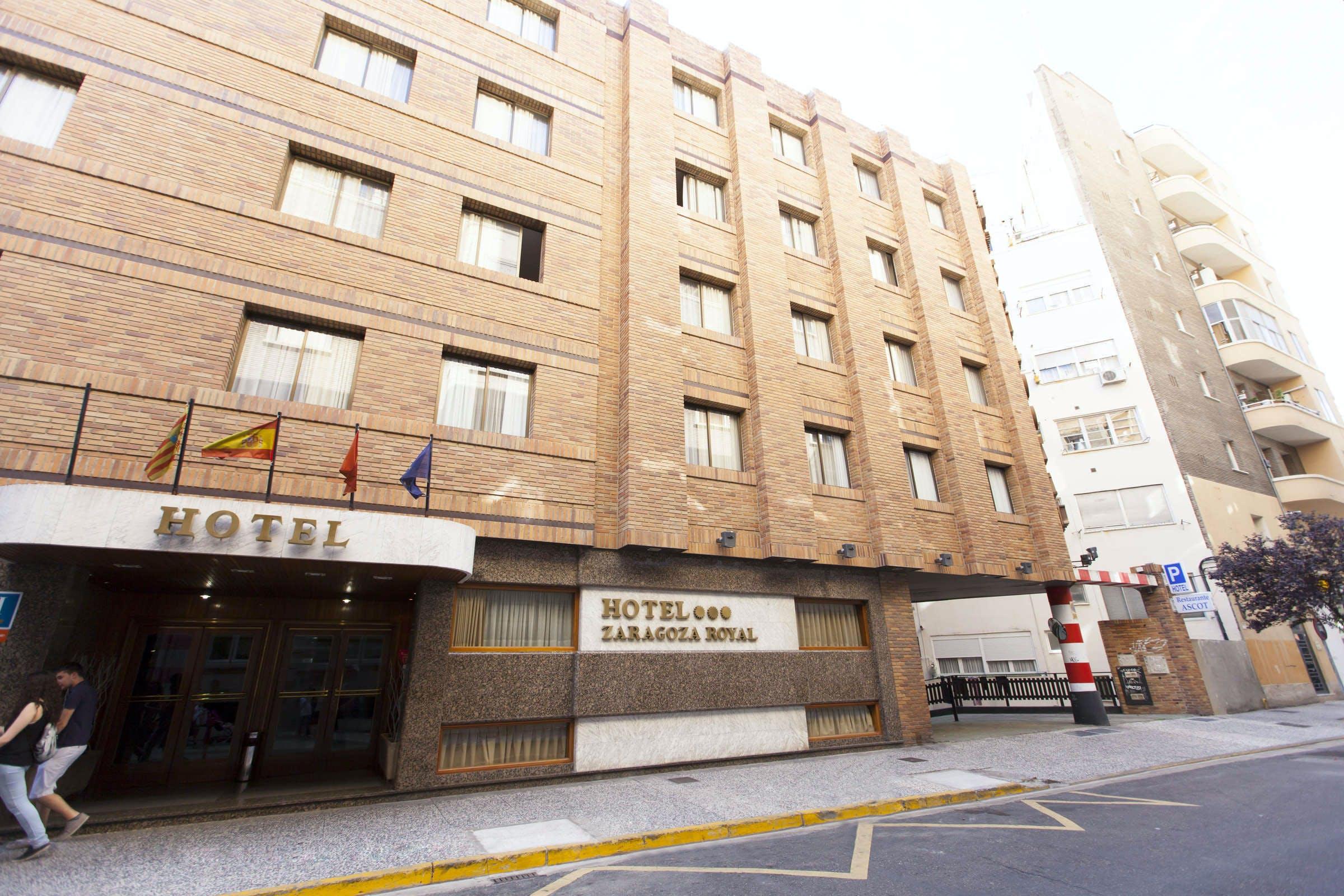 Hotel AA Zaragoza Royal by Silken