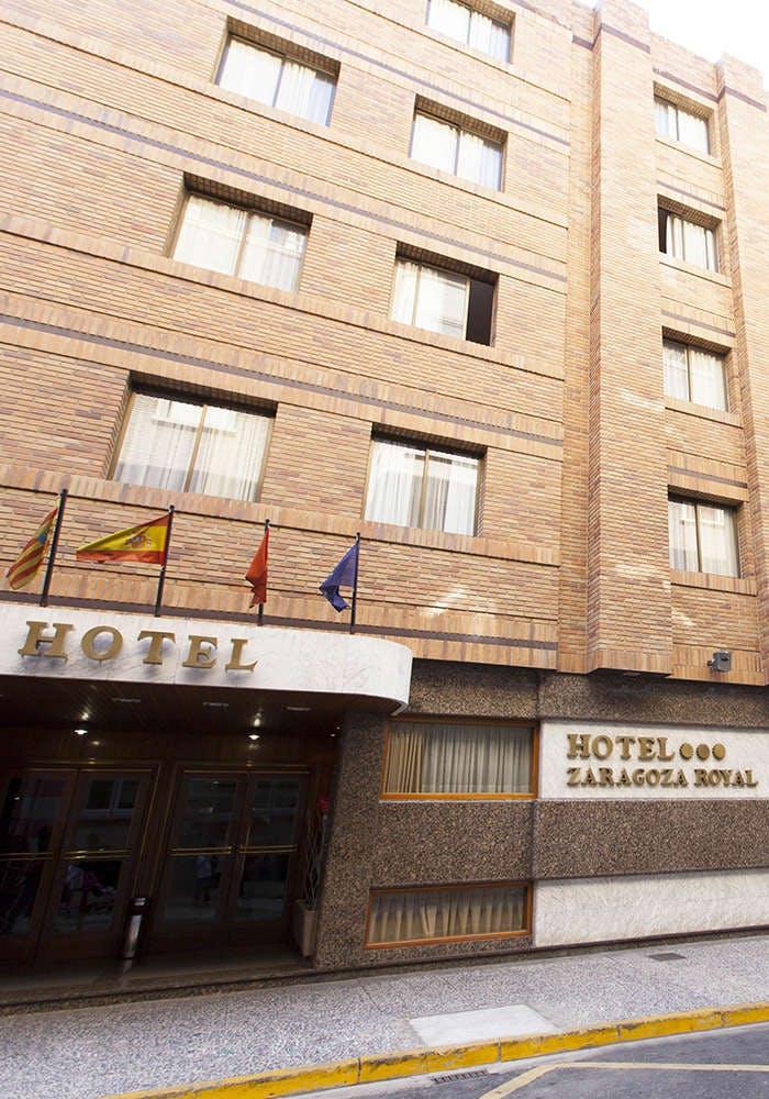 Hotel AA Zaragoza Royal