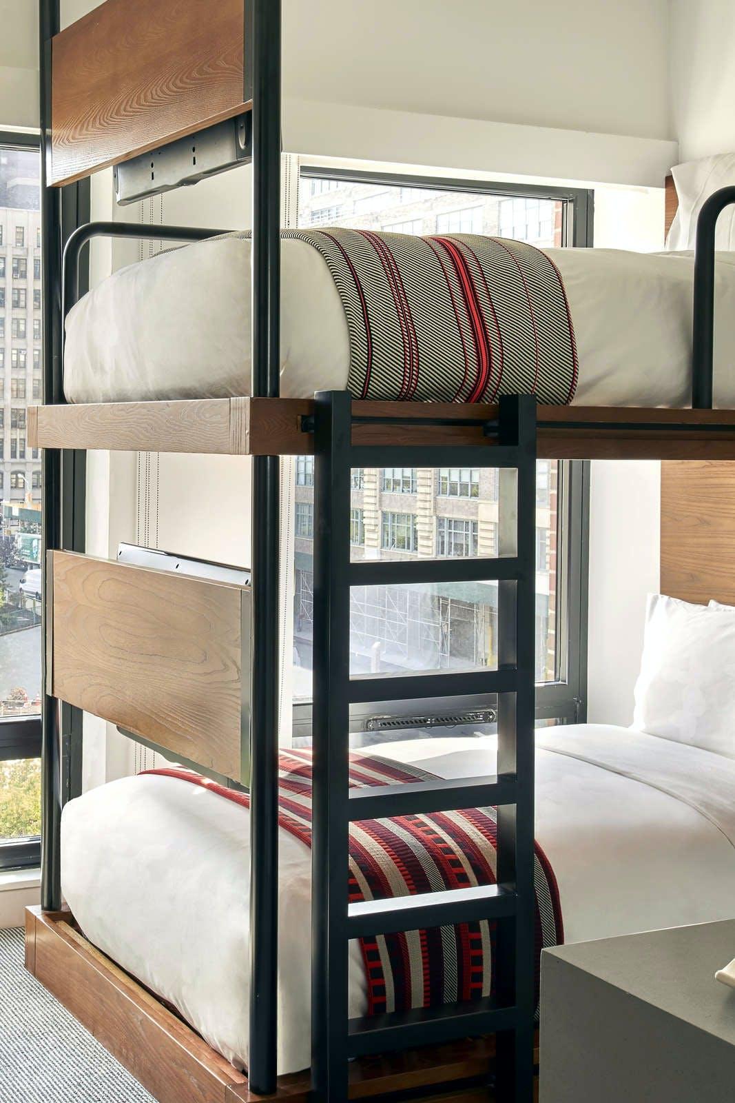 Arlo SoHo - Bunk Bed Room
