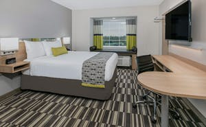 Microtel Inn & Suites by Wyndham Lubbock