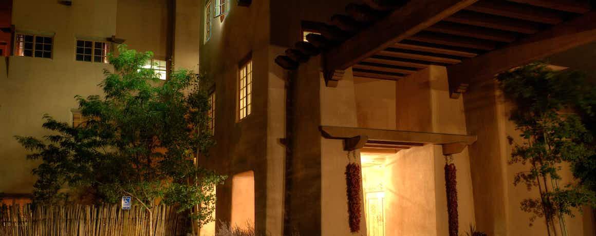 The Hacienda at Hotel Santa Fe
