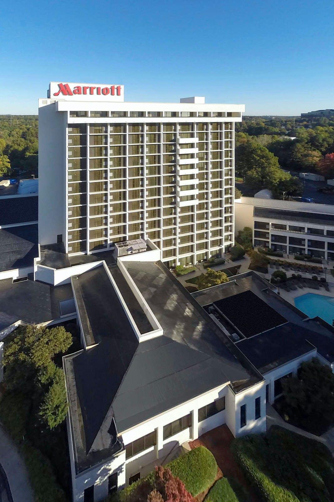 Atlanta Marriott NW at the Galleria
