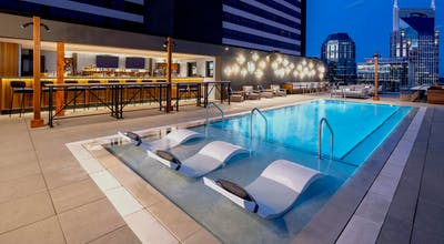 Best Hotels In Downtown Nashville Hoteltonight
