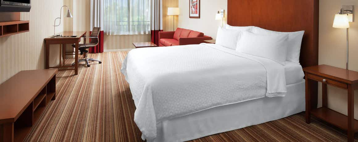 Four Points By Sheraton Ontario Rancho Cucamonga