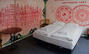St Christopher's Hostel at the Winston