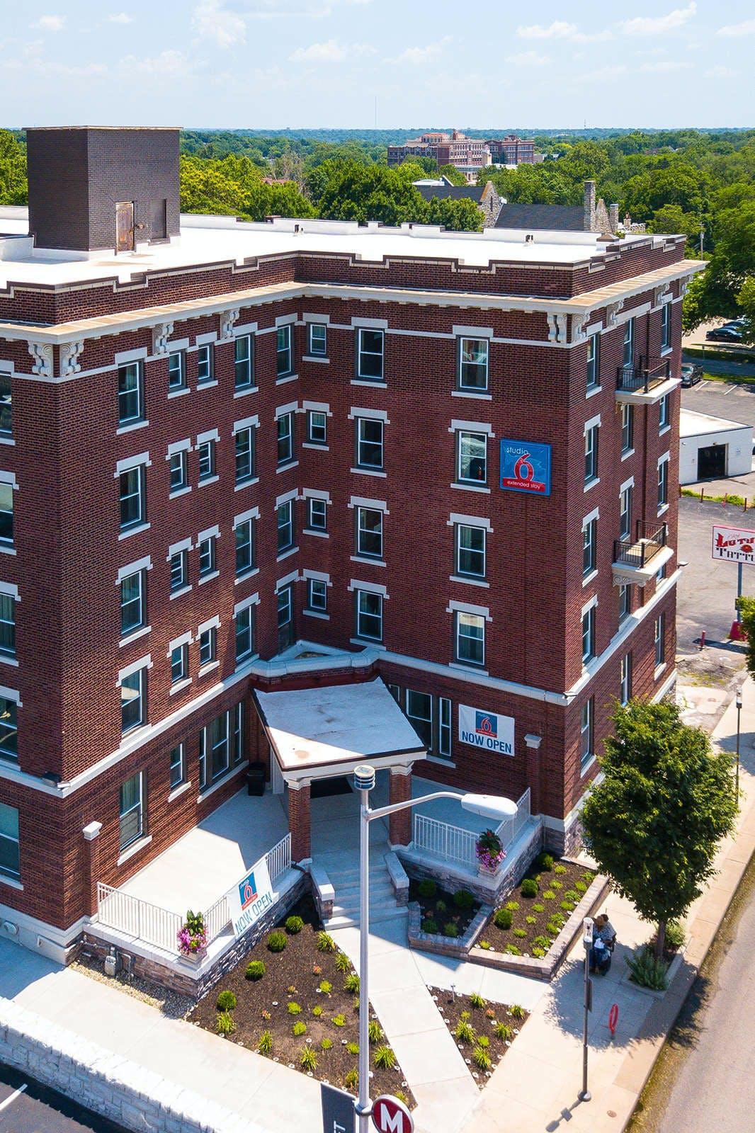 Historic Studio 6el Midtown Kansas City