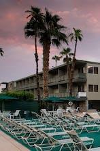 Rodeway Inn Palm Springs Downtown