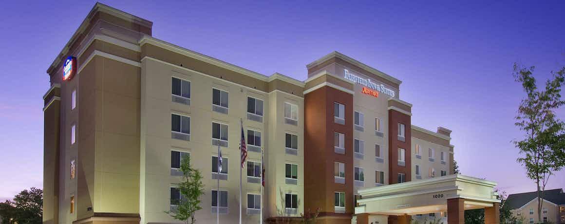 Fairfield Inn & Suites BWI