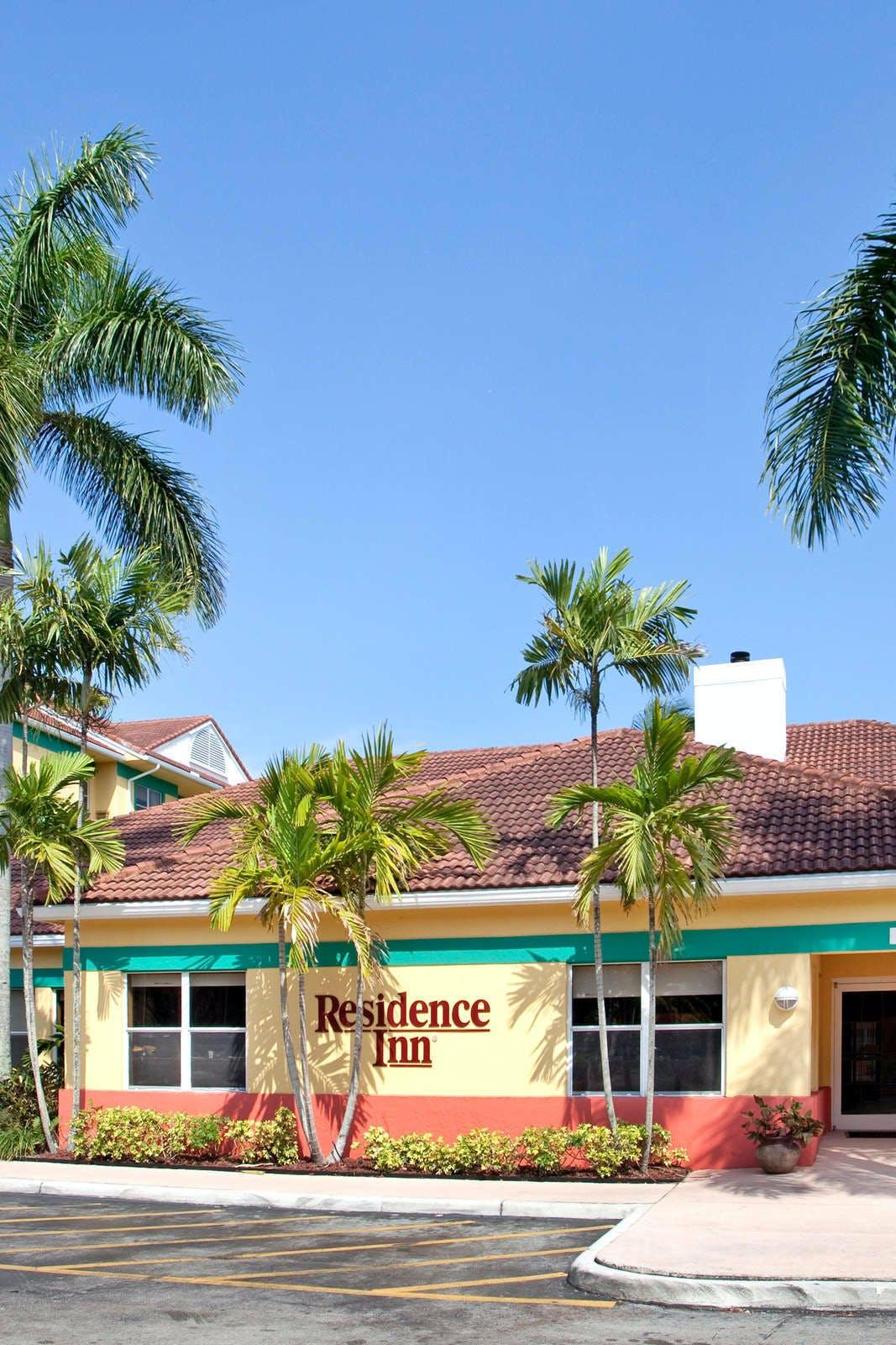 Residence Inn Ft Lauderdale Plantation