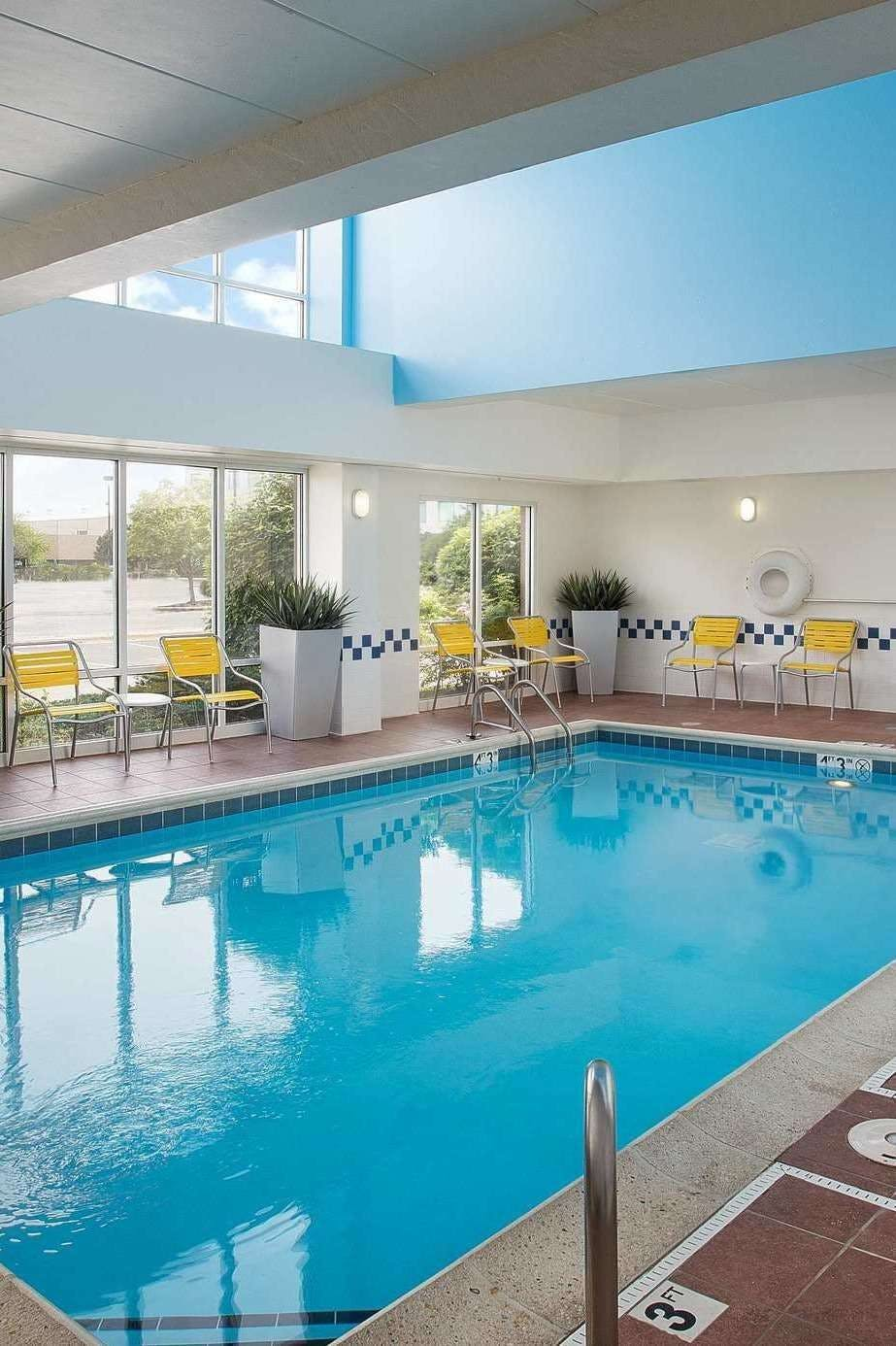 Fairfield Inn And Suites By Marriott Chicago Midway Airport Chicago