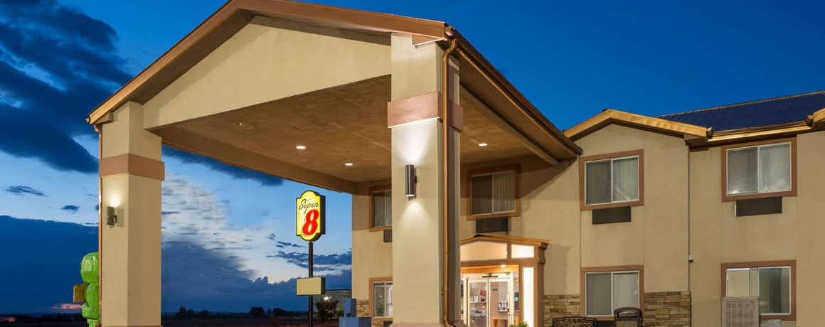 Super 8 By Wyndham Roswell