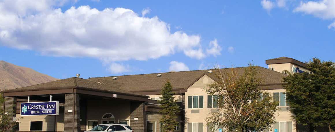 Crystal Inn Hotel & Suites Brigham City
