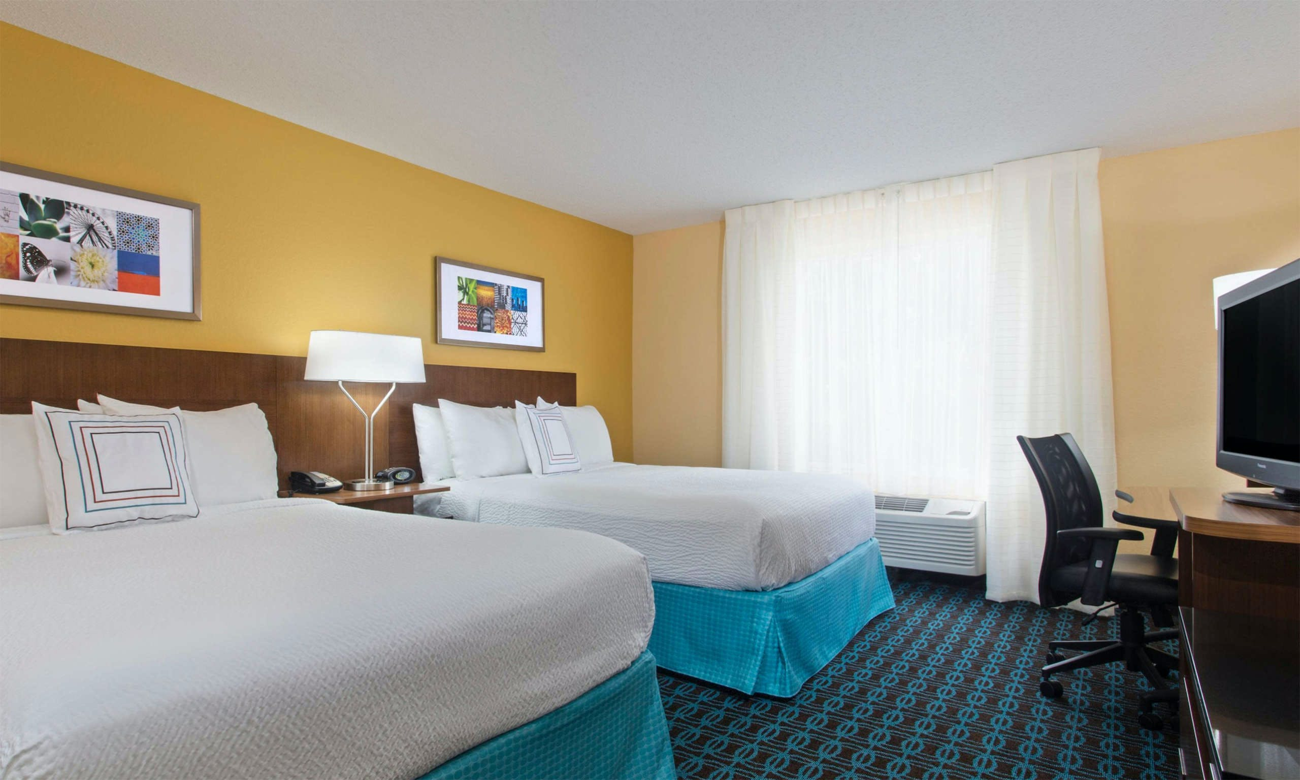 Fairfield Inn and Suites by Marriott Tampa Brandon
