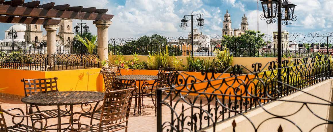 Hotel Colonial de Merida