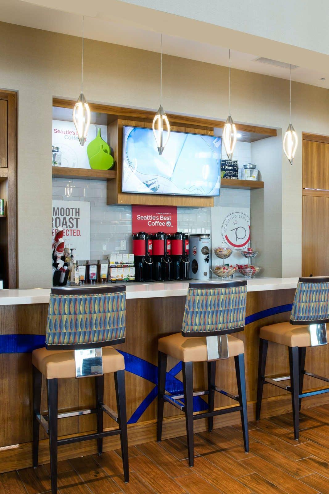 SpringHill Suites Orlando at Flamingo Crossing/West Entrance