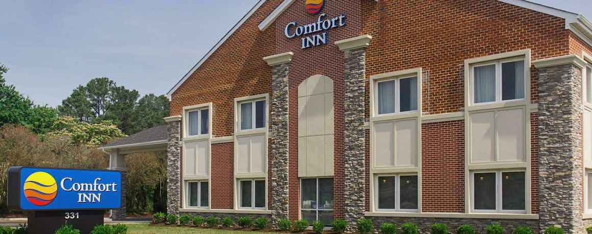 Comfort Inn Williamsburg Gateway