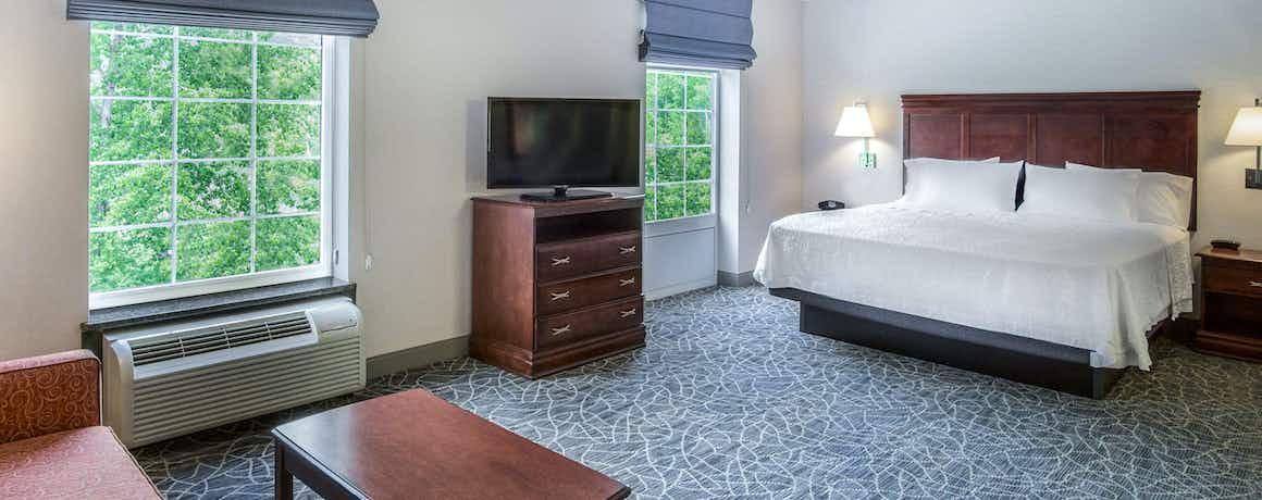 Hampton Inn & Suites Berkshires/Lenox