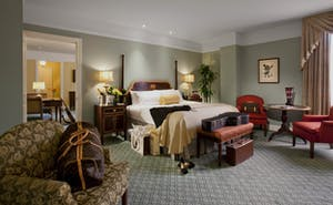 The Hermitage Hotel Nashville